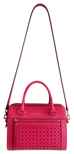 Preload https://img-static.tradesy.com/item/16320892/kate-spade-delaney-perri-lane-peony-pink-leather-shoulder-bag-0-1-540-540.jpg