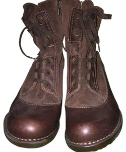 El Naturalista Brown Boots