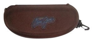 Maui Jim Sunglasses Case and Bag (reversible)