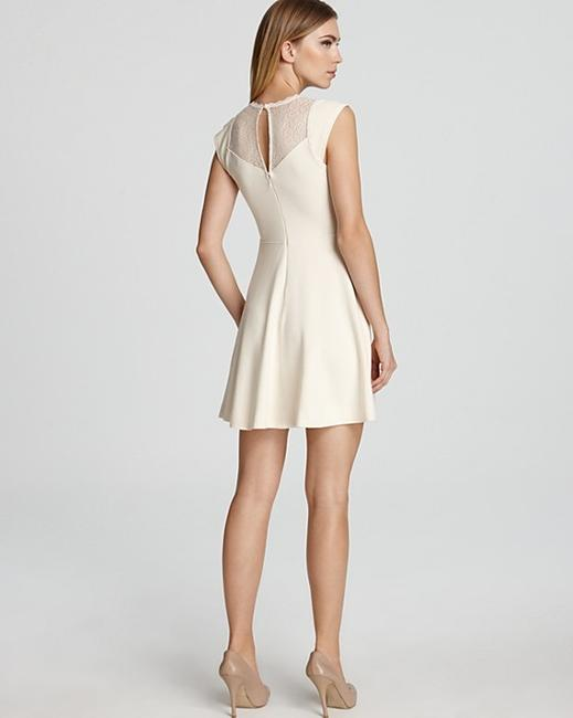 French Connection Skater Lace Dress