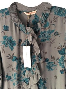 Rebecca Taylor short dress Grey on Tradesy