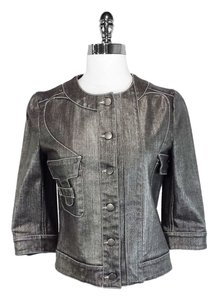 Stella McCartney Silver Jacket