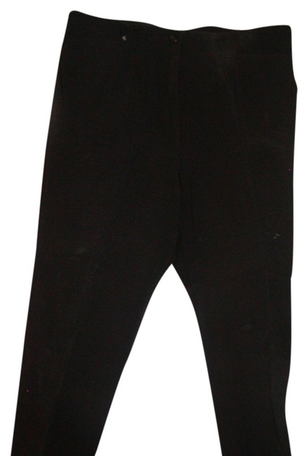 Item - Black Trouser/Wide Leg Jeans Size 16 (XL, Plus 0x)