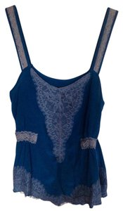 Lux Lace Top Teal