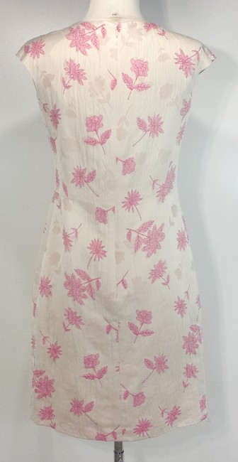 Behnaz Sarafpour short dress Floral Print on Tradesy