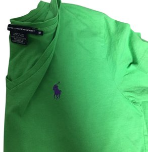 Polo Ralph Lauren T Shirt Kelly green
