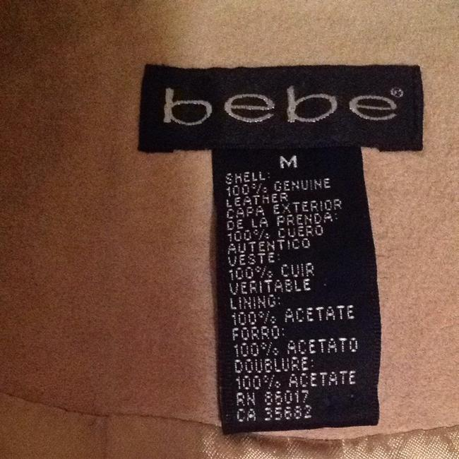 bebe BEBE Genuine Leather