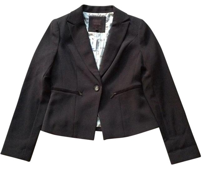 Preload https://img-static.tradesy.com/item/16328155/the-limited-brown-one-button-blazer-size-8-m-0-1-650-650.jpg