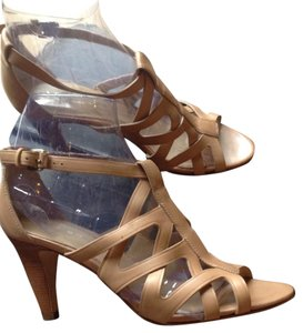 Via Spiga Natural/nude/beige/tan Sandals