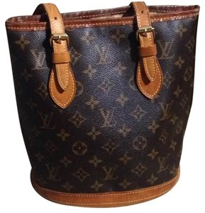 Louis Vuitton Bucket Petite Bucket Bucket Petite Bucket Hobo Bag