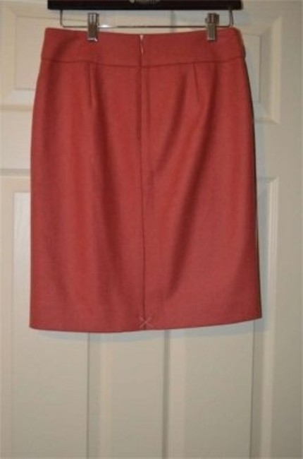 J.Crew Pink Never Worn A-line Pencil Skirt Coral