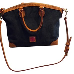 Dooney & Bourke Satchel in Royal blue
