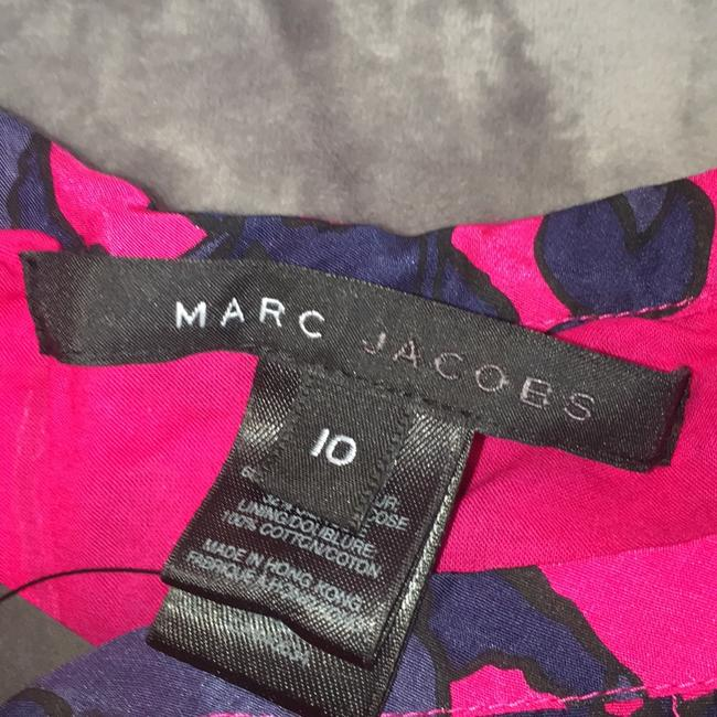 Marc Jacobs Top Poppy Pink Multi