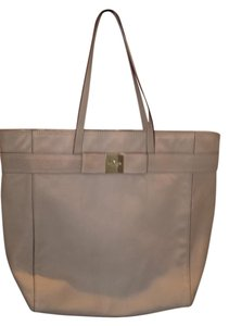 Kate Spade Leather Tote in Light Pink