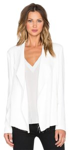 IRO Isabel Marant Haute Hippie Tory Burch Dvf Zimmermann White Jacket