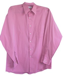 Van Heusen Button Down Dress Shirt Men's Button Down Shirt Mauve