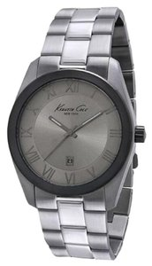 Kenneth Cole Kenneth Cole Male Dress Watch KC9223 Grey Analog