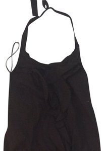Esprit Black Halter Top