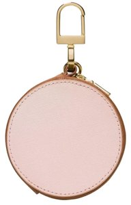 Tory Burch York Color Block Circle Pouch
