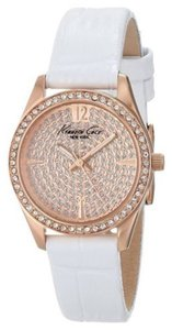 Kenneth Cole Kenneth Cole Female New York Classic Watch KC2844 Rose Gold Analog