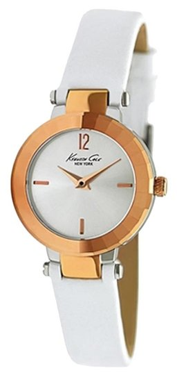 Kenneth Cole Kenneth Cole Female Casual Watch KC2674 White Analog