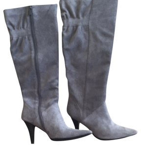 Kenneth Cole Reaction Grey Boots