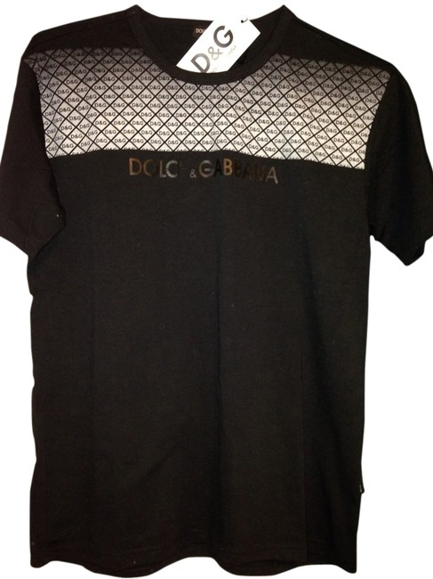 Item - Black with Silver Tee Shirt Size 16 (XL, Plus 0x)