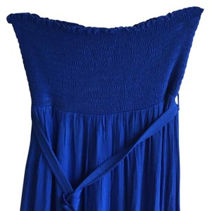 Royal blue Maxi Dress by Juicy Couture