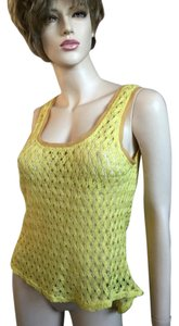 Sanctuary Clothing Top Yellow