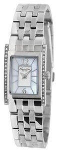 Kenneth Cole Kenneth Cole Female Dress Watch KC4874 Mother Of Pearl Analog