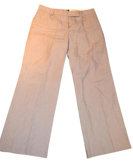 Item - Gray Linen Pants Size 10 (M, 31)