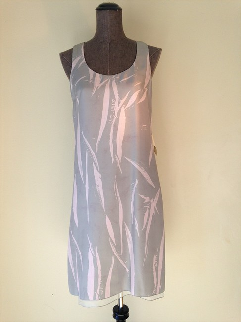 Preload https://img-static.tradesy.com/item/16335967/emporio-armani-pink-and-grey-reversible-silk-mid-length-cocktail-dress-size-4-s-0-3-650-650.jpg