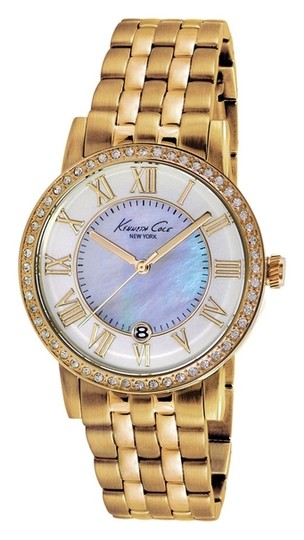 Kenneth Cole Kenneth Cole Female Dress Watch KC4974 Gold Analog