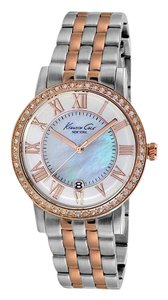 Kenneth Cole Kenneth Cole Female Dress Watch KC4972 Silver Analog