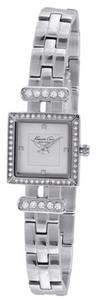 Kenneth Cole Kenneth Cole Female Dress Watch KC4965 Silver Analog
