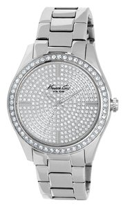 Kenneth Cole Kenneth Cole Female Fashion Watch KC4959 Silver Analog
