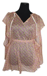 Louis Vuitton short dress pink Cotton on Tradesy