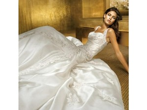 Pronovias Oleaje Wedding Dress