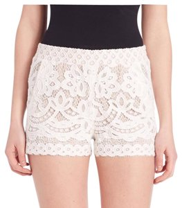 BCBGMAXAZRIA Dress Shorts Jasmin- White