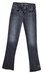 American Eagle Outfitters Aeo Skinny Kick Versatile Boot Cut Jeans
