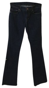J Brand Boot Cut Jeans-Dark Rinse