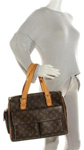 Louis Vuitton Multipli Cite Cite Alma Shoulder Bag