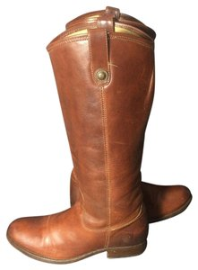 Frye 77167 Melissa Button Size 8 Size 8 Brown Boots