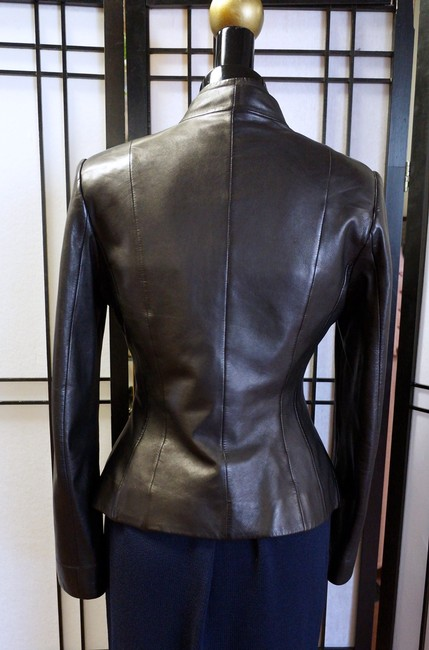 Dior Christian Lambskin Leather Jacket