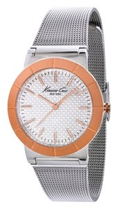 Kenneth Cole Kenneth Cole Female Dress Watch KC4907 Silver Analog