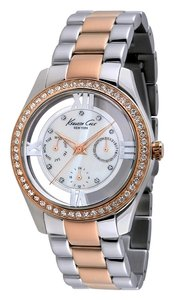 Kenneth Cole Kenneth Cole Female Dress Watch KC4905 Two-Tone Analog