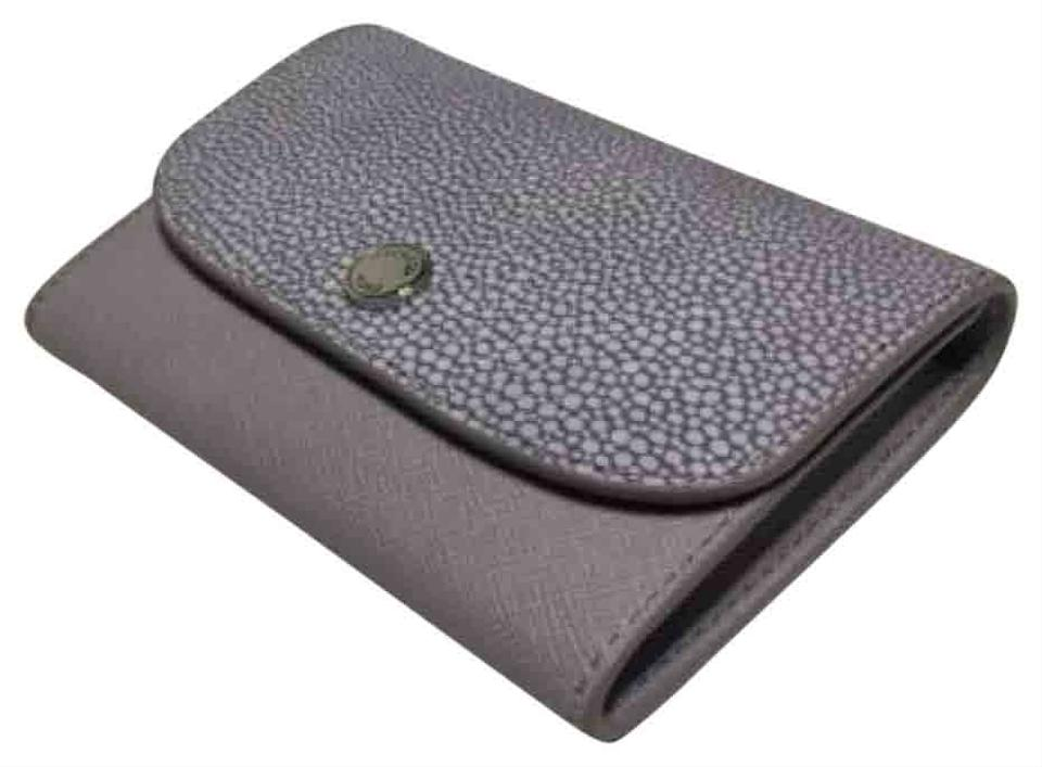 c555c8a92b51 MICHAEL Michael Kors Michael Kors Juliana 3 in 1 MD Flap Wallet Lilac  Embossed Leather 32S6SJRE6N ...