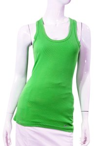 Nike Nike Fit Dry Neon Lime Green Racerback Tank Top