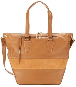 Kelsi Dagger Tote in Tobacco (brown)