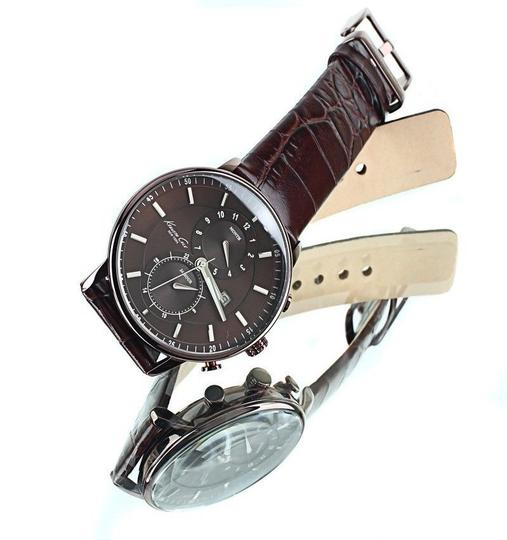 Kenneth Cole Kenneth Cole Male Casual Watch KC2709 Brown color